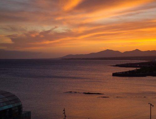 Landscape | Sunset  Lanzarote