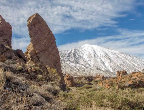 Landscape | Travel Teide Snow